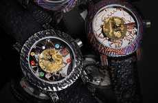 Lightning Strike Timepieces