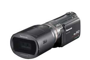The Panasonic HDC-SDT750 Will Bring Your Videos to Another Dimension