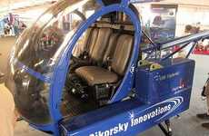 Electrified Helicopters - The Sikorsky Electric Helicopter is for Eco Aviators