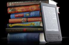 Revamped E-Books - The New Amazon Kindle has Some Exciting New Features