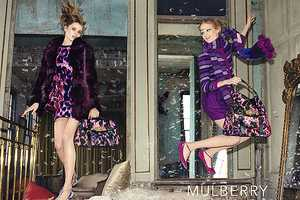 The Mulberry Fall 2010 Ads Feature Fun-Loving Gals