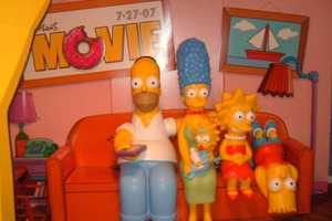 The Classic Simpsons Sofa Can Be Yours, for a Price