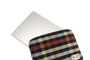 The O'Hanlon Mills Laptop Sleeves Bring on the Lumberjack Love