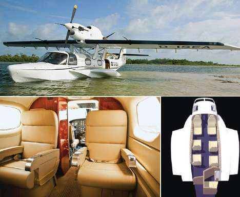 CD2 Amphibious Aircraft