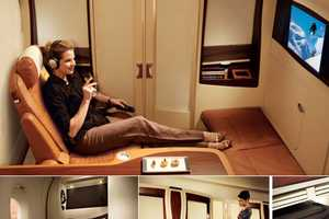 The Singapore Suite from Singapore Airlines is a $15,000 Investment