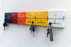 The CUCAMPRE Keychain Holders Ensure You Will Never Lose Your Keys