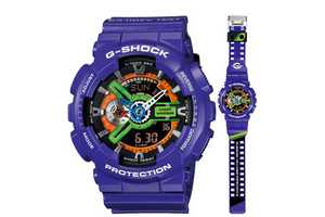 The G-Shock August 2010 Watch Releases Are Vibrant