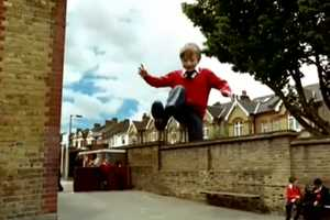 The 'Walk Tall' Clarks Children Shoe Ad Gives Little Ones the Upper Hand