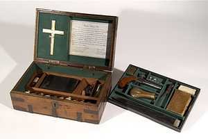 These Vintage Vampire Killing Kits Will Help You Defend Yourself