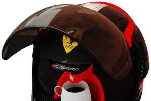 The 'Racepresso' Coffee Machine is for Speed Demons