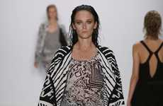 LaLa Berlin's Spring/Summer '11 Collection Fuses Prints with Clea