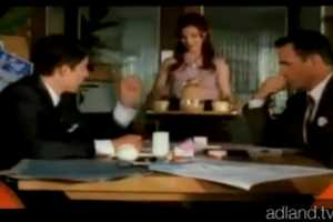 The Dove Mad Men-Style Ad Takes us Back in Time