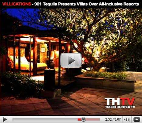 Hip Hotel Villications - 901 Tequila Presents Choosing Private Villas Over All-Inclusive Resorts