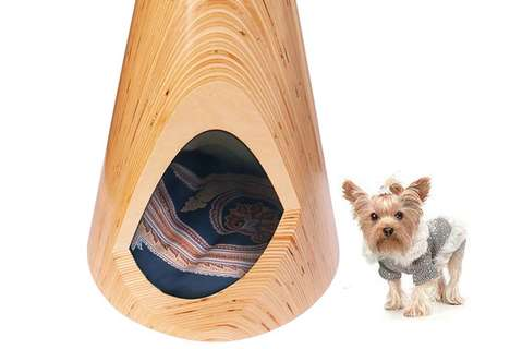 Pup Tent by Slade Architecture