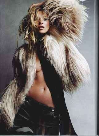 Kate Moss Vogue September
