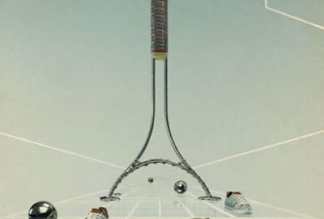 Lacoste Steel Racquet Collection