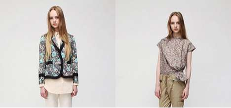 Granny Prepster Looks - United Bamboo Resort 2011 is a Medley of Smart Ensembles