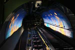 The Space Fantasy Ride is Getting the Multi-Touch 3D Experience