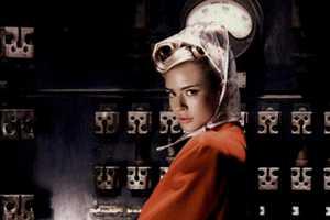 Model Julia Hedstrom is Featured in Elle UK September 2010