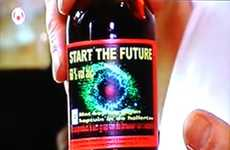 Dutch Super Beers - 'Start the Future' Has a Dangerously High Alcohol Content