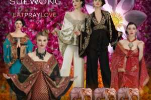 Indulge in the 'Eat Pray Love' Fashion Line by Sue Won
