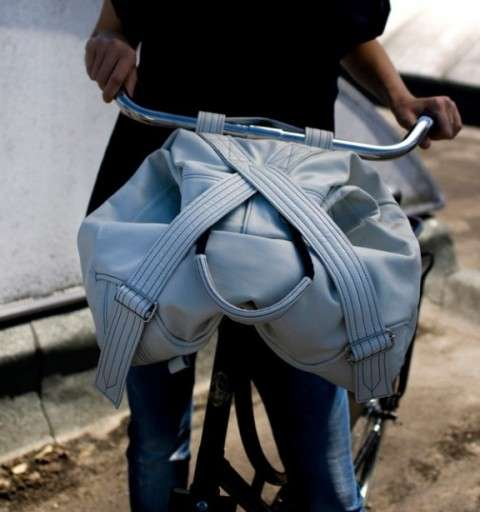 Stylish Dutch Bike Bags