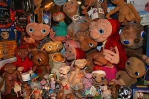 The Ultimate 'E.T.' Fan Nick Gjoka Takes His Plush Toys Seriously