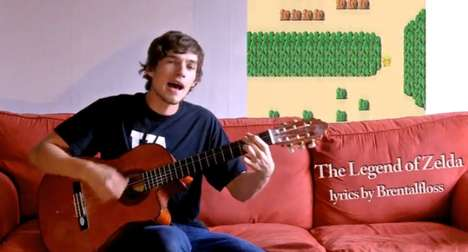 Video Game Songs With Lyrics