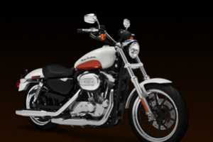 The 2011 Harley Davidson SuperLow is Stylish and Smooth