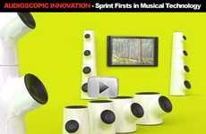 Sprint Firsts in Musical Technology