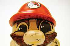 Disfigured Game Characters - These Super Mario Munnys Changes the Look of the Classic Nintendo Game