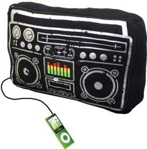 Boombox Speaker Cushion