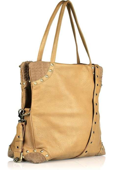 Cici Three-Way Leather Bag
