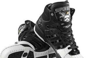 The Stormtrooper Sneaker by Adidas Originals is Badass