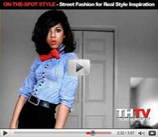 On-the-Spot Style - Consumers Turn to Street Fashion for