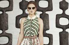 The Louis Vuitton Resort 2011 Collection is Full of Feminine Charm