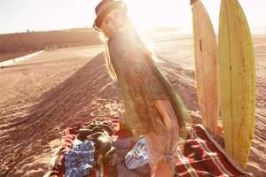 Valentina Zelyaeva by Dan Martensen is Sun-Filled and Gorgeous
