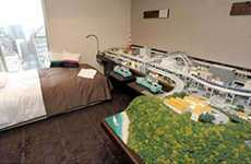 In-Room Model Trains