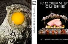 $625 Cookbooks - 'Modernist Cuisine' by Nathan Myhrvold is a Pricey Molecular Gastronomy Guide