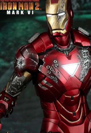 Iron Man Mark VI Action Figure