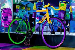 The Hurley and Livery Design Gruppe Bike Collaboration