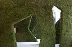 Mossy Maze Installations