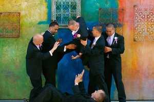 'Weddings' by Jeff Atkinson Features Beautiful Blushing Brides
