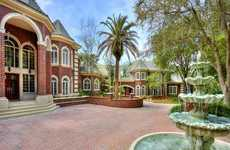 Meticulously Manicured Mansions