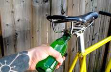 Commuter Bottle Openers - The 'Road Popper' for Your Bicycle is Convenient