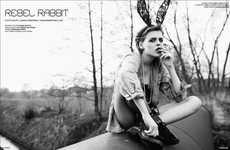 Bunny-Eared Pictorials
