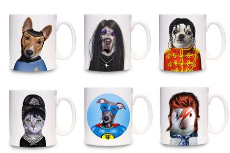Iconic Coffee Mugs