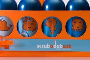 Your Kid Will Have Fun with the 'Scrubadub Sub'