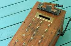 Antique-Inspired Calculators