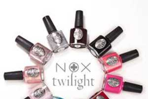The Nox Twilight Nail Polish Series is Mysterious and Vibrant
